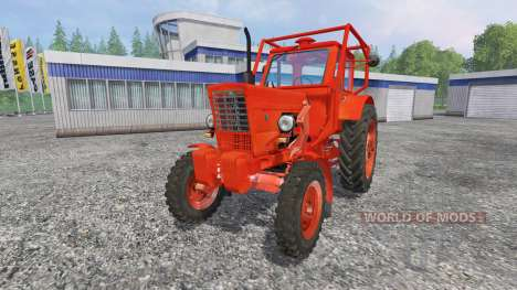 MTZ-50 v2.1 for Farming Simulator 2015