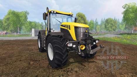 JCB 3220 Fastrac v3.0 for Farming Simulator 2015