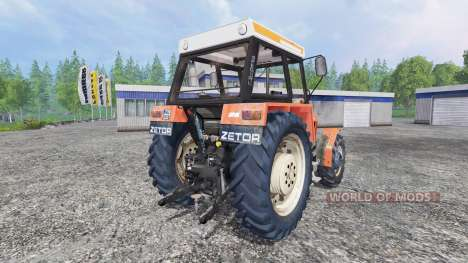 Zetor 10145 Turbo for Farming Simulator 2015