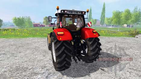 Steyr CVT 6230 v3.1 for Farming Simulator 2015