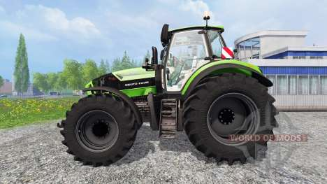 Deutz-Fahr Agrotron 7250 TTV v4.1 for Farming Simulator 2015