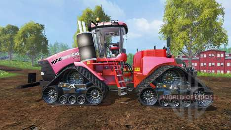 Case IH Quadtrac 1000 Turbo v1.2 for Farming Simulator 2015