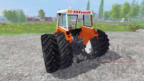 Fiat 1000 super v1.2 for Farming Simulator 2015