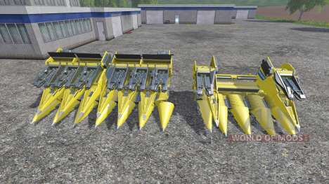 New Holland 980CF 6R and 980CF 12R for Farming Simulator 2015