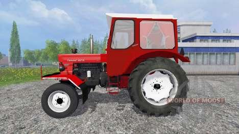 UTB Universal 650M 2002 for Farming Simulator 2015