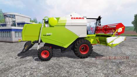 CLAAS Tucano 340 for Farming Simulator 2015