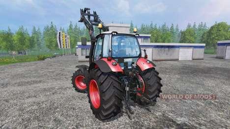 Same Fortis 190 FL v1.2 for Farming Simulator 2015