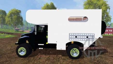 Camper for Farming Simulator 2015