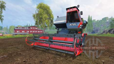 SC-5МЭ-1 Niva-Effect v1.1 for Farming Simulator 2015
