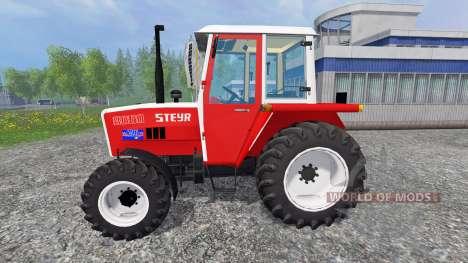 Steyr 8060A SK1 for Farming Simulator 2015