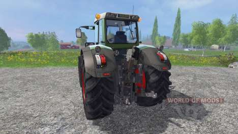 Fendt 828 Vario [new] for Farming Simulator 2015
