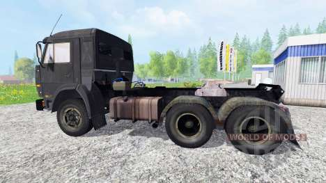 KamAZ-54115 v3.0 for Farming Simulator 2015