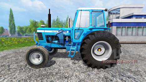 Ford TW 10 v1.2 for Farming Simulator 2015