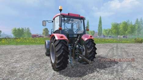 Zetor Proxima 120 [multicolor] for Farming Simulator 2015
