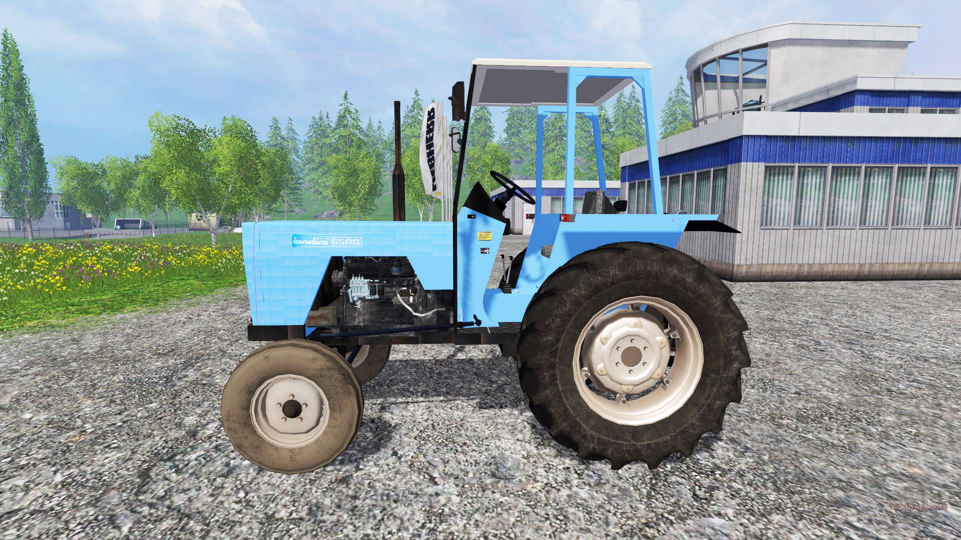 landini 6500 for farming simulator 2015 rh worldofmods com Landini Parts USA Landini Parts in Us