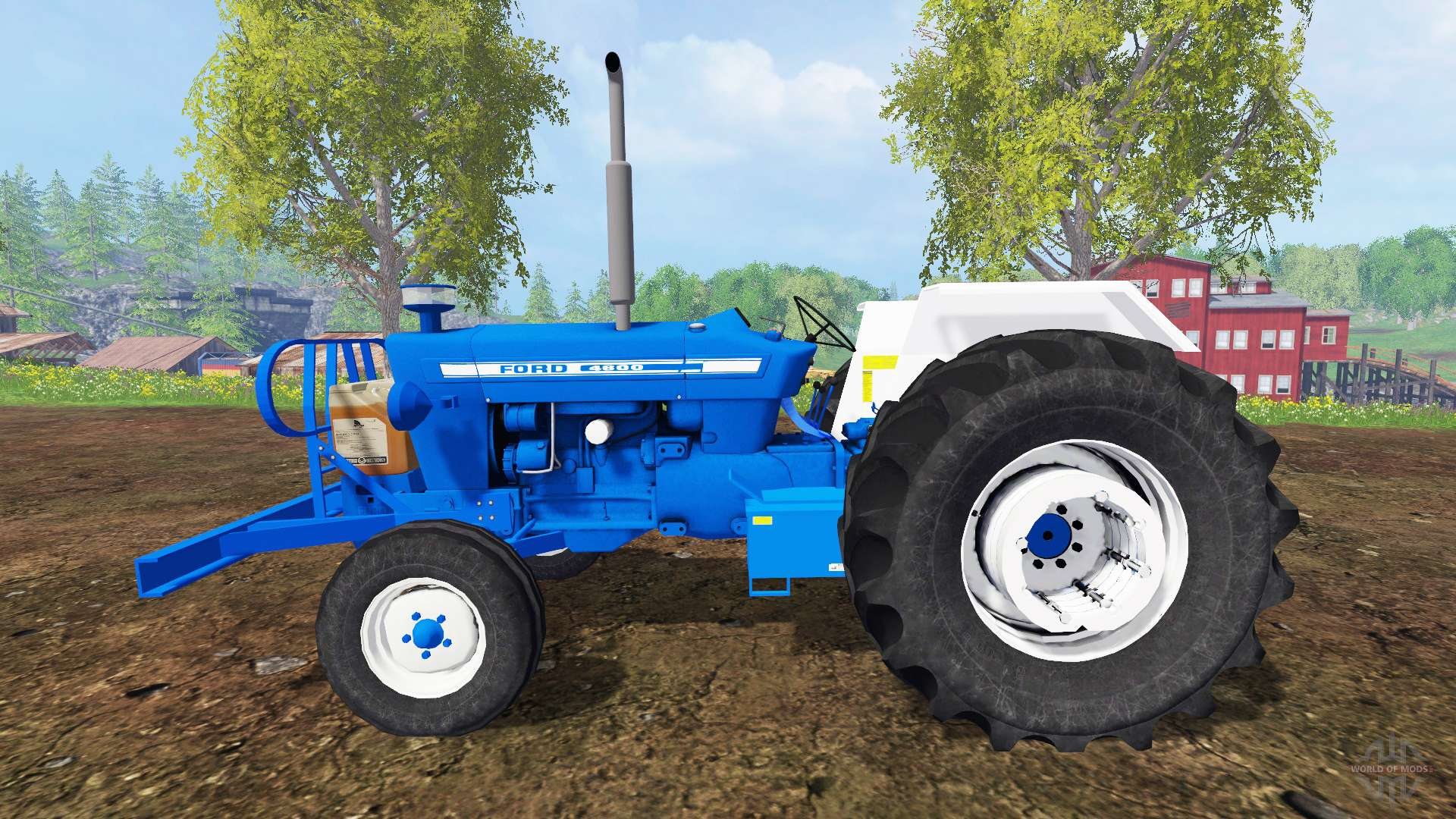 4600 for farming simulator 2015 ford 4600 for farming simulator 2015 pooptronica Images