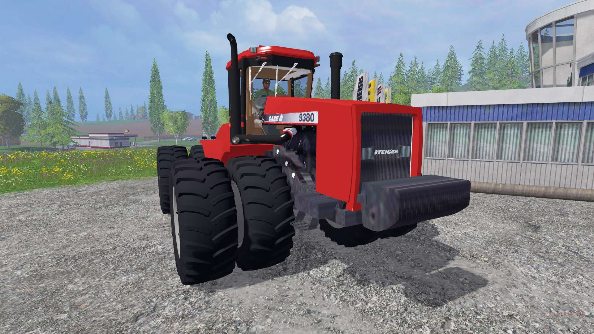 case ih 9380 for farming simulator 2015 rh worldofmods com Case IH 8660 Case IH 9370