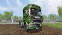 Scania R730 [euro farm] v1.5