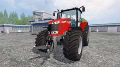 Massey Ferguson 7722 for Farming Simulator 2015