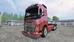 Volvo FH16 8x4 v3.0
