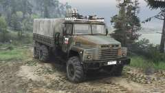 KrAZ-260 [08.11.15] for Spin Tires