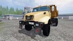 The KrAZ B18.1 v1.0