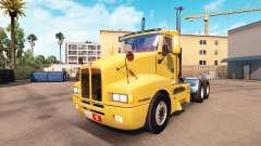 Kenworth T600 Day Cab for American Truck Simulator