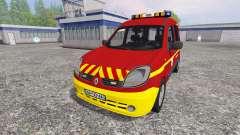 Renault Kangoo [fire service]