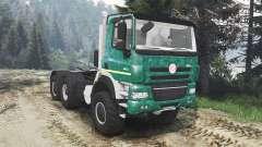 Tatra Phoenix T 158 [25.12.15] for Spin Tires