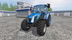 New Holland T4.75 v2.0 for Farming Simulator 2015