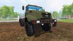 The KrAZ B18.1 v3.0