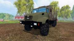 The KrAZ B18.1 [timber]
