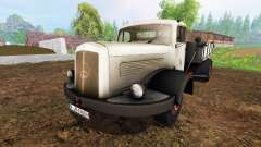 Mercedes-Benz 334K v1.05 for Farming Simulator 2015