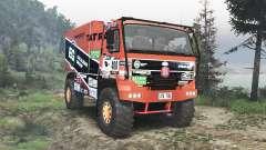 Tatra 815 Dakar [08.11.15] for Spin Tires