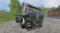 KamAZ-54115 [northwestern Alliance of designers-