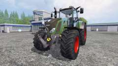 Fendt 828 Vario [new] for Farming Simulator 2015