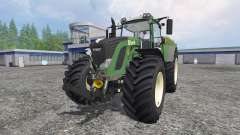 Fendt 936 Vario [Blunk] v2.1 for Farming Simulator 2015