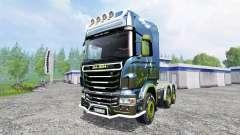 Scania R730 [alien] v2.1
