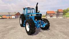 Ford 8630 4WD v5.0 for Farming Simulator 2013