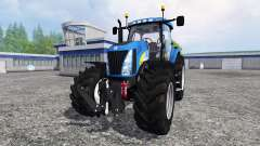 New Holland TG 285 [pack] for Farming Simulator 2015