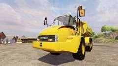 Caterpillar 725 v1.6 for Farming Simulator 2013