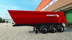 Skin Schmitz Cargobull semitrailer for Euro Truck Simulator 2