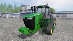 John Deere 9560RT v2.5 for Farming Simulator 2015