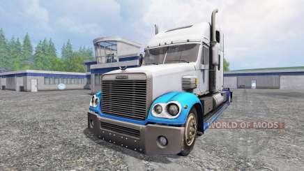 Freightliner Coronado v2.5 for Farming Simulator 2015