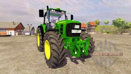 John Deere 7530 Premium FL for Farming Simulator 2013