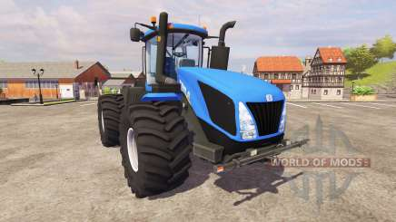 New Holland T9.615 v2.0 for Farming Simulator 2013