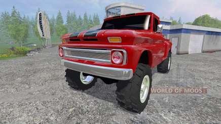 Chevrolet C10 1966 for Farming Simulator 2015