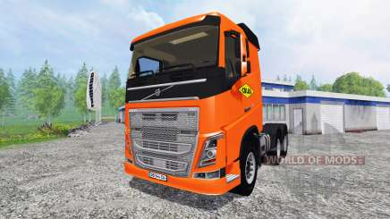 Volvo FH16 750 [COLAS] for Farming Simulator 2015