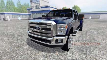 Ford F-350 Super Duty v2.0 for Farming Simulator 2015