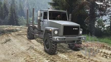 GAZ-3308 [25.12.15] for Spin Tires
